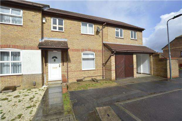 5 Bedrooms End Of Terrace House for sale in Perrys Lea, Bradley Stoke, BRISTOL, BS32 0EE