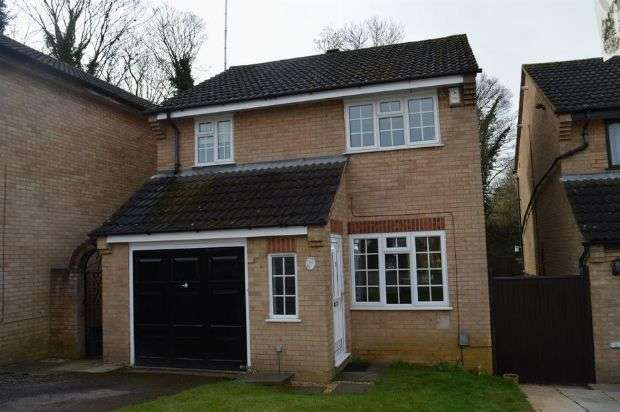 3 Bedrooms Detached House for sale in Watermeadow Drive, Watermeadow, Northampton NN3 8ST