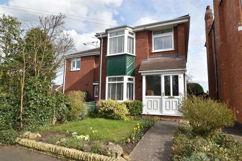 3 Bedrooms Semi Detached House for sale in Victoria Avenue, Droitwich Spa