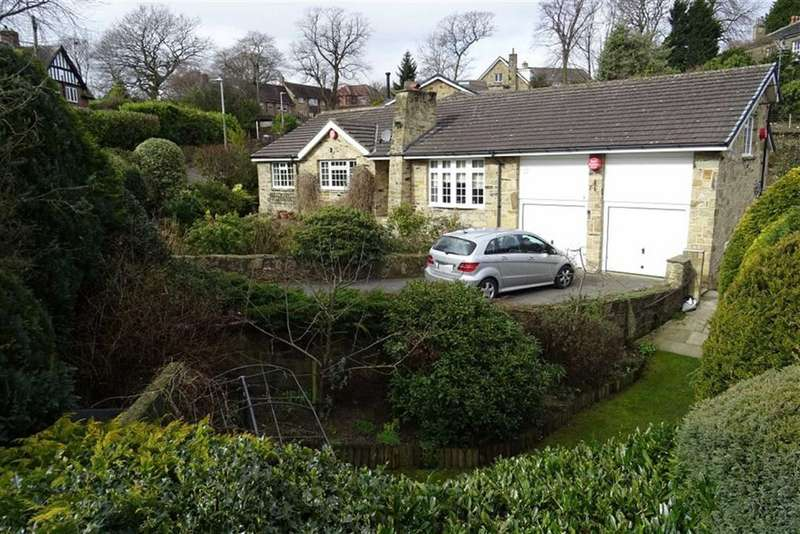 4 Bedrooms Detached Bungalow for sale in Spinneyfield, Fixby, Huddersfield