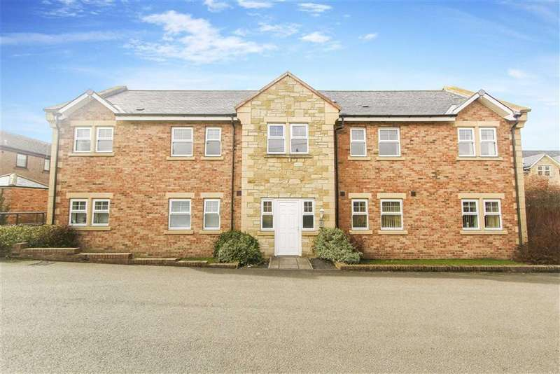 1 Bedroom Flat for sale in Percy Mews, Alnwick, Northumberland