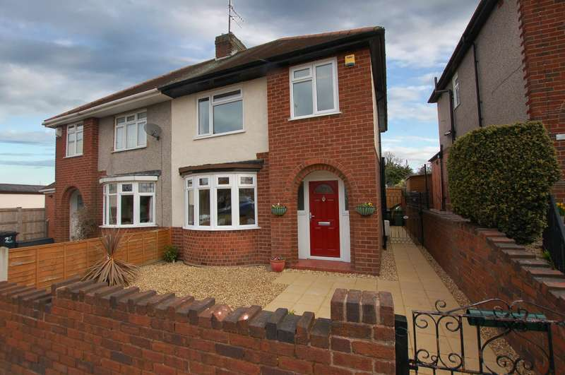 3 Bedrooms Semi Detached House for sale in Heath Lane, Oldswinford, Stourbridge, DY8 1RE