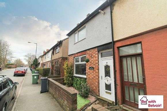 3 Bedrooms End Of Terrace House for sale in Richards Street, Wednesbury