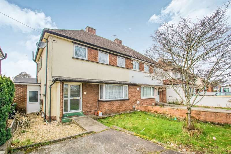 3 Bedrooms Semi Detached House for sale in Western Avenue North, Cardiff