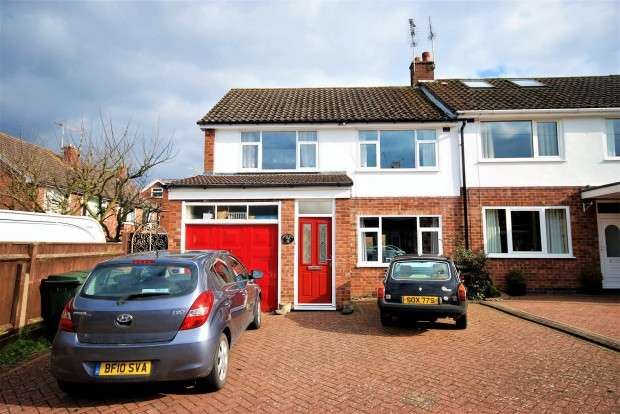 3 Bedrooms Semi Detached House for sale in Wolverton Road, Coventry, CV5