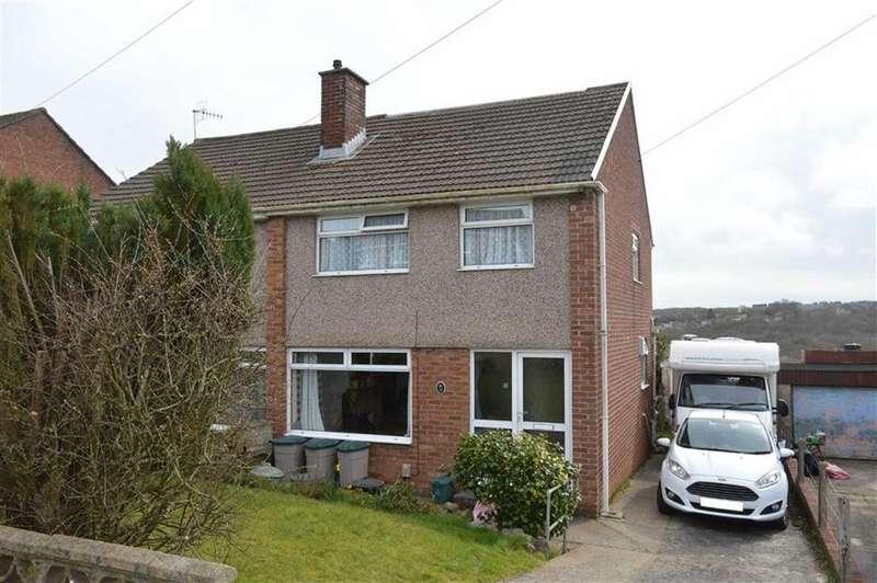 4 Bedrooms Semi Detached House for sale in Goetre Bellaf Road, Swansea, Swansea