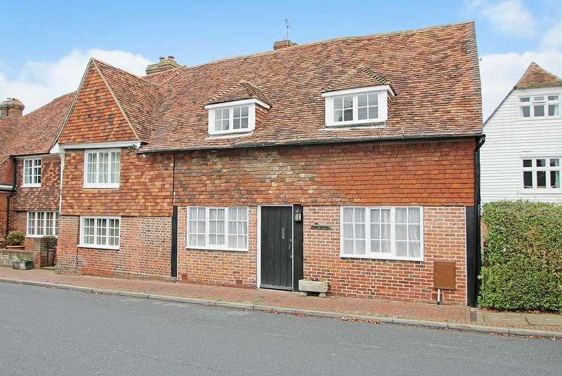 3 Bedrooms Semi Detached House for sale in The Street, Sissinghurst , Cranbrook