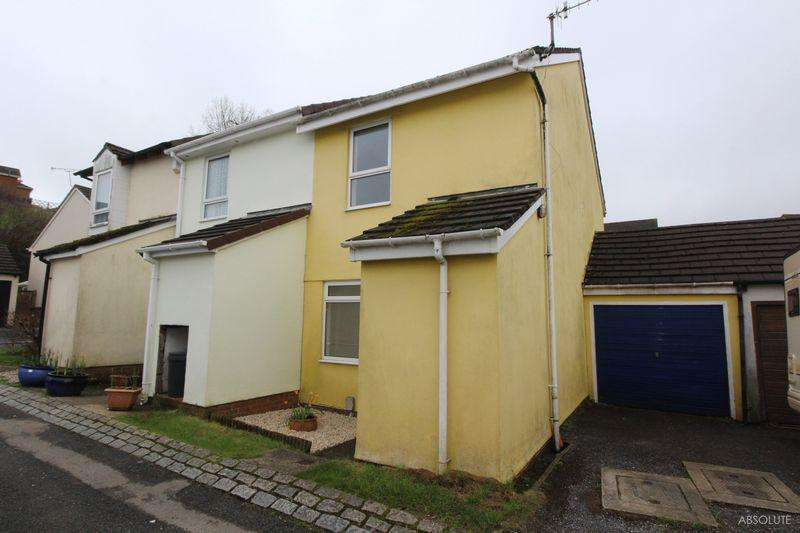2 Bedrooms End Of Terrace House for sale in Kenton Brook Court, Torquay