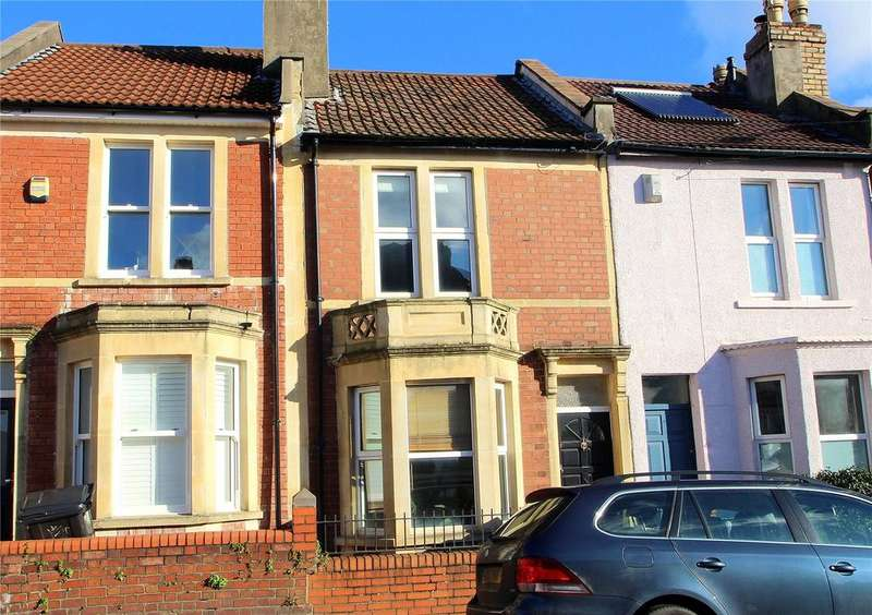 2 Bedrooms Terraced House for sale in Chessel Street, Bedminster, BRISTOL, BS3