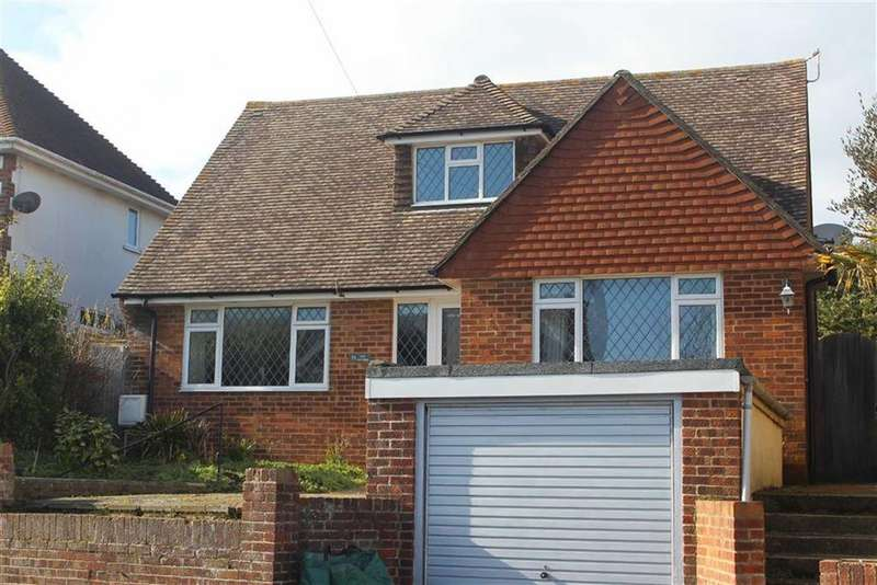 2 Bedrooms Detached Bungalow for sale in Chichester Road, Seaford