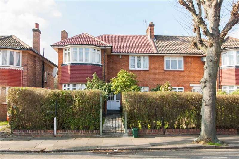 4 Bedrooms Semi Detached House for sale in Perryn Road, London