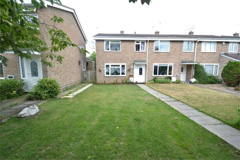 3 Bedrooms End Of Terrace House for sale in York Place, Colchester, CO1