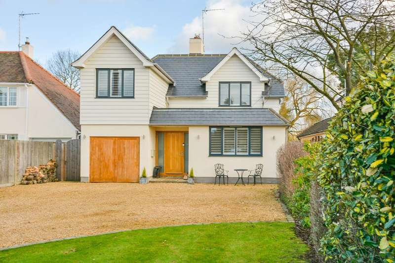 4 Bedrooms House for sale in Woolmers Lane, Letty Green, Hertford