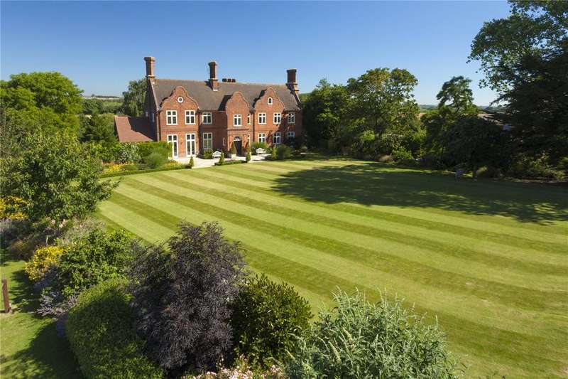 6 Bedrooms Detached House for sale in Stodmarsh, Canterbury, Kent