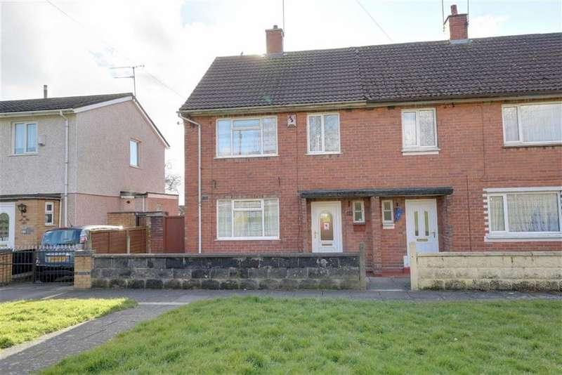 3 Bedrooms Semi Detached House for sale in Algar Road, Trent Vale, Stoke-on-Trent