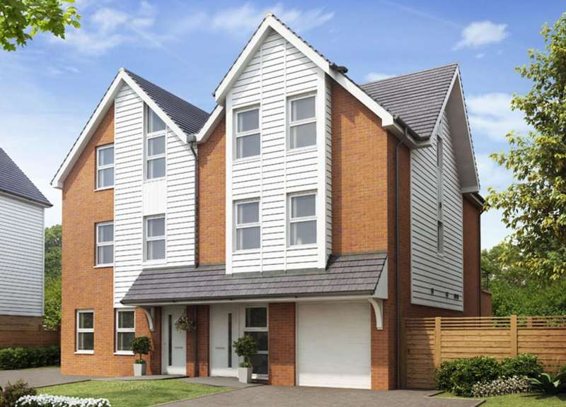 4 Bedrooms Semi Detached House for sale in Cockreed Lane, New Romney