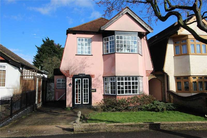 3 Bedrooms Detached House for sale in Haynes Road, Hornchurch, RM11