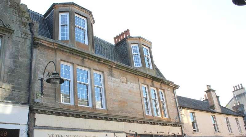 3 Bedrooms Maisonette Flat for sale in Main St, Kilsyth G65