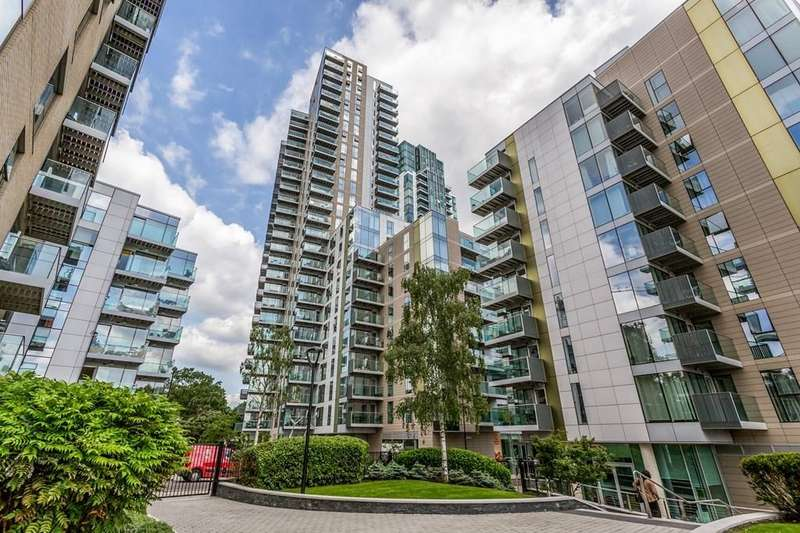 2 Bedrooms Apartment Flat for sale in Skylark Point, Woodberry Grove, London