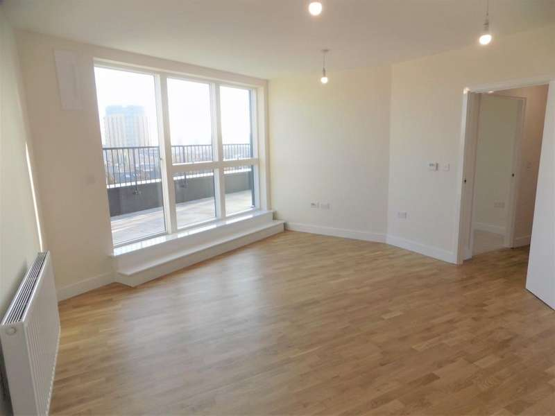 3 Bedrooms Penthouse Flat for sale in Crossway, N16