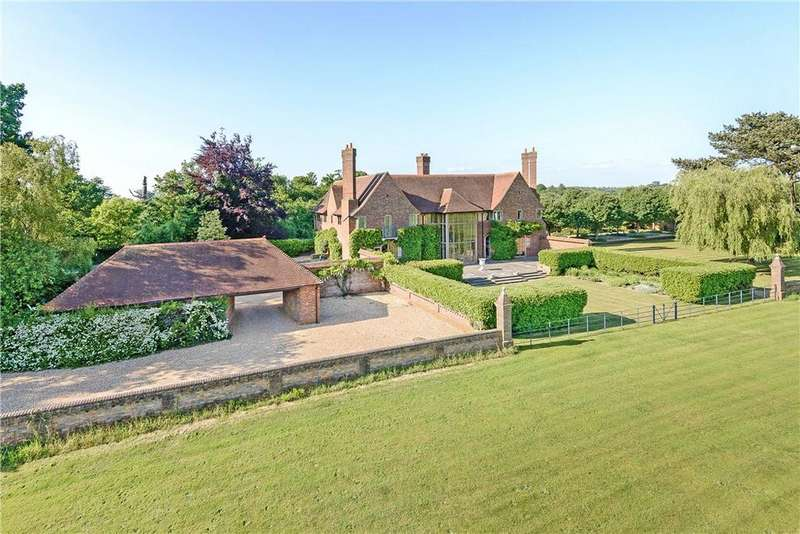 5 Bedrooms Detached House for sale in Cliveden Road, Taplow, Maidenhead, Buckinghamshire, SL6