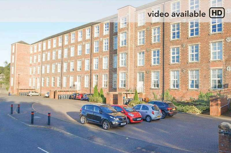 2 Bedrooms Apartment Flat for sale in Woolcarders Court, Cambusbarron, Stirling, FK7 9RA