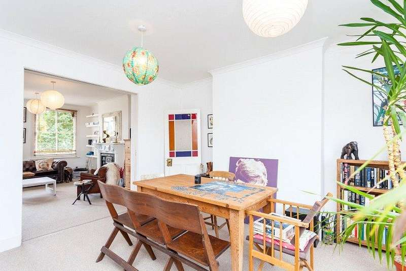 2 Bedrooms Flat for sale in Hungerford Road, Hillmarton Conservation Area, London, N7