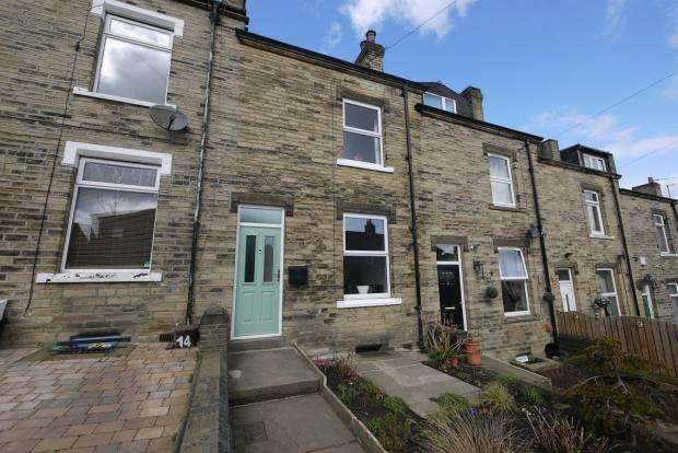 3 Bedrooms Terraced House for sale in Harriet Street Brighouse
