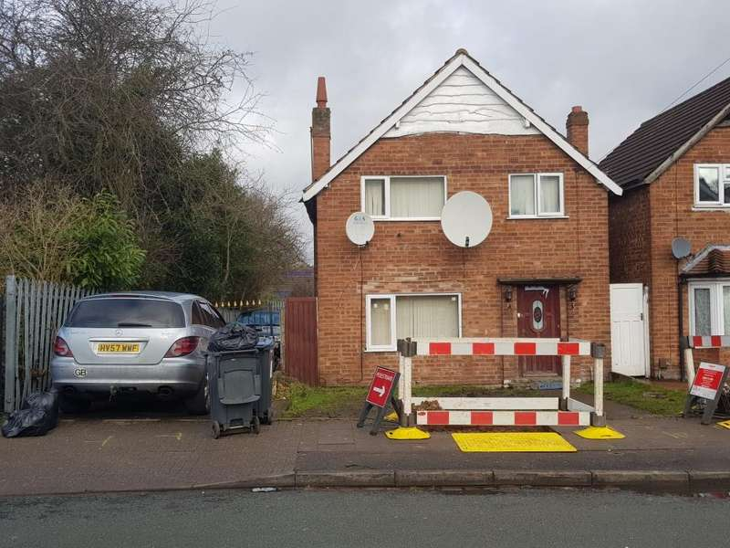 3 Bedrooms Detached House for sale in , Acfold Rd, Handsworth, B20