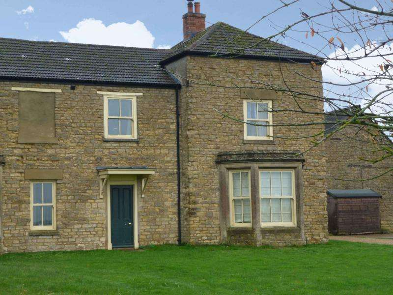 3 Bedrooms Semi Detached House for rent in East Lodge Farmhouse, Courteenhall, Northamptonshire, NN7
