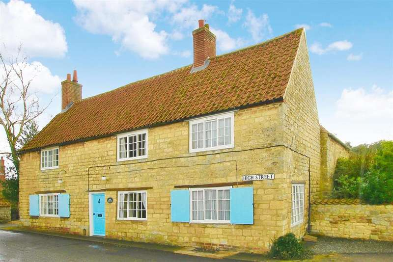 4 Bedrooms Detached House for sale in High Street, Wellingore, Lincoln