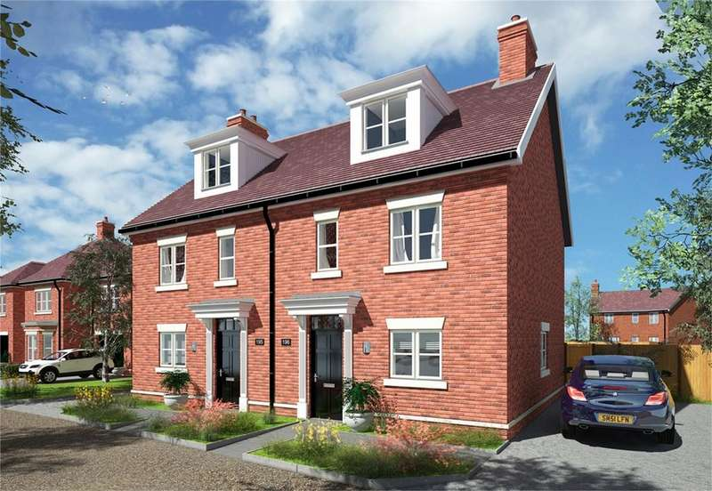 3 Bedrooms Town House for sale in Stoneham Lane, Eastleigh, Hampshire