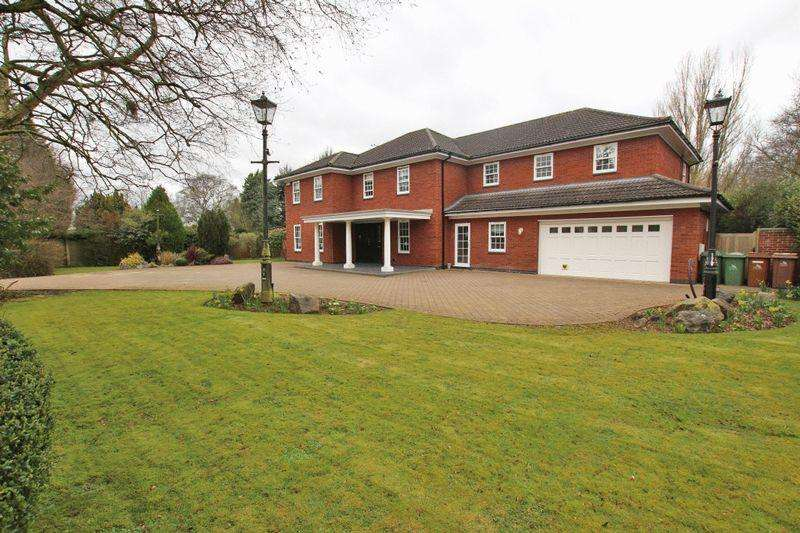 5 Bedrooms Detached House for sale in MAIN ROAD, BARNOLDY LE BECK