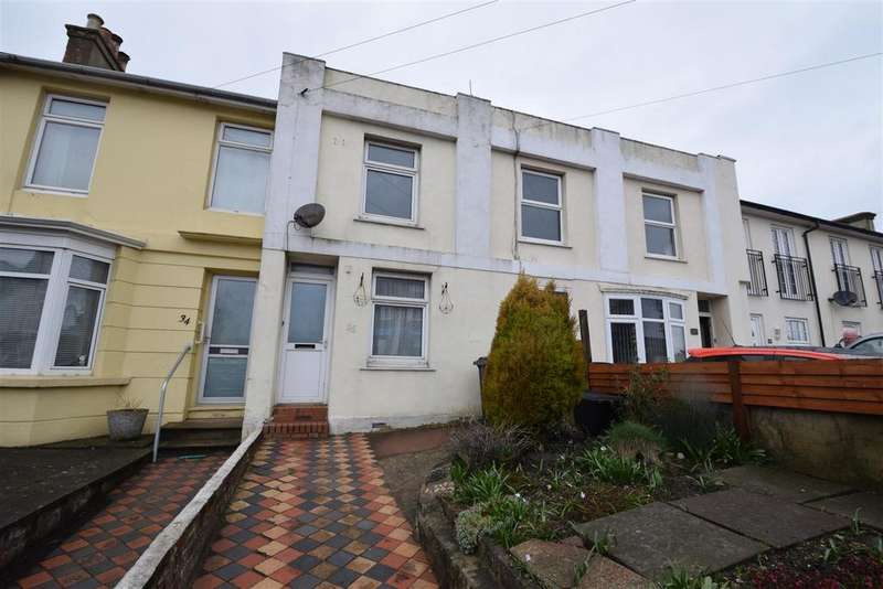 2 Bedrooms Terraced House for sale in Sedlescombe Road North, St. Leonards-On-Sea