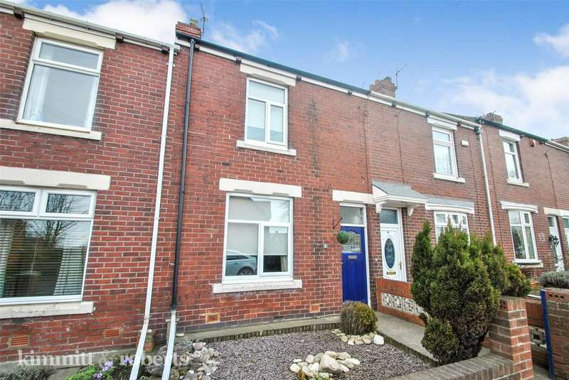 2 Bedrooms Terraced House for sale in Brompton Terrace, Philadelphia, Houghton le Spring, Tyne and Wear, DH4