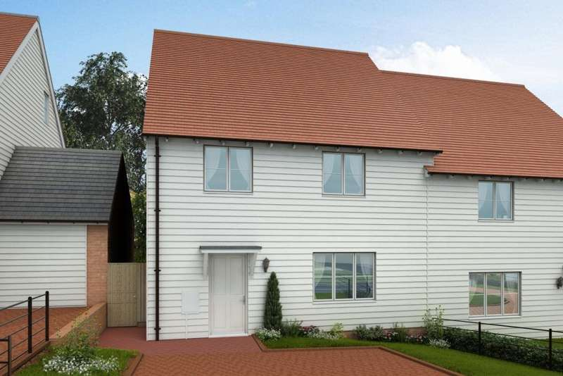 4 Bedrooms Off-Plan Commercial for sale in Stockwood Meadow, Staplecross, East Sussex, TN32 5QL