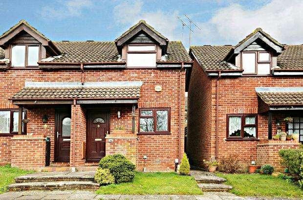 1 Bedroom Terraced House for sale in Hilmanton, Lower Earley, Reading,