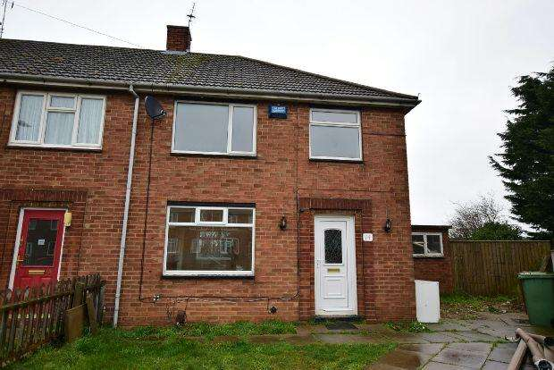 3 Bedrooms End Of Terrace House for sale in Langton Close, Grimsby