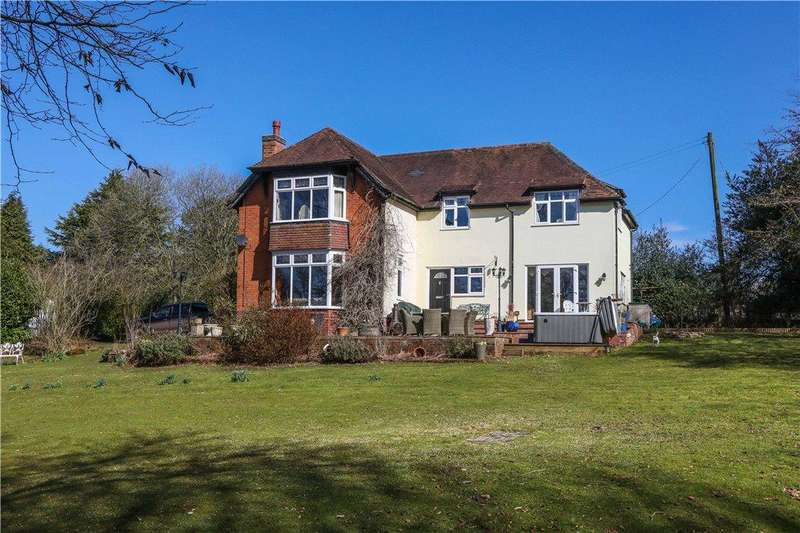 4 Bedrooms Detached House for sale in Tutnall Lane, Tutnall, Bromsgrove, Worcestershire, B60