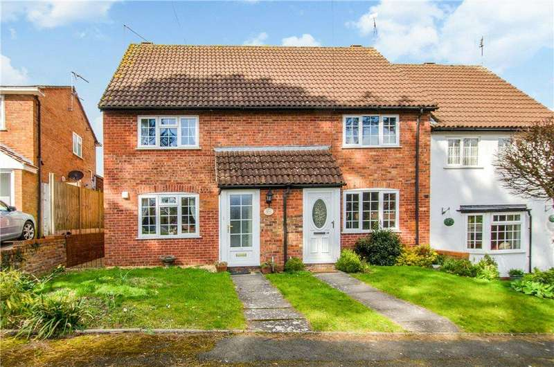 2 Bedrooms End Of Terrace House for sale in Needle Close, Studley, B80