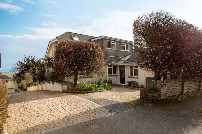 3 Bedrooms Detached House for sale in Herbert Road, Salcombe, Devon, TQ8