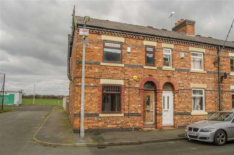 3 Bedrooms End Of Terrace House for sale in North Street, Saltney Ferry, Chester, Chester