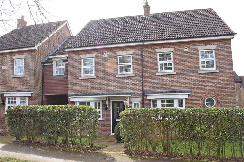 3 Bedrooms Detached House for sale in Lemsford Lane, Welwyn Garden City, Hertfordshire