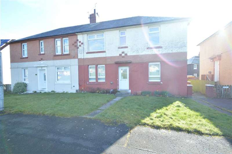 2 Bedrooms Apartment Flat for sale in Rose Crescent, Hamilton