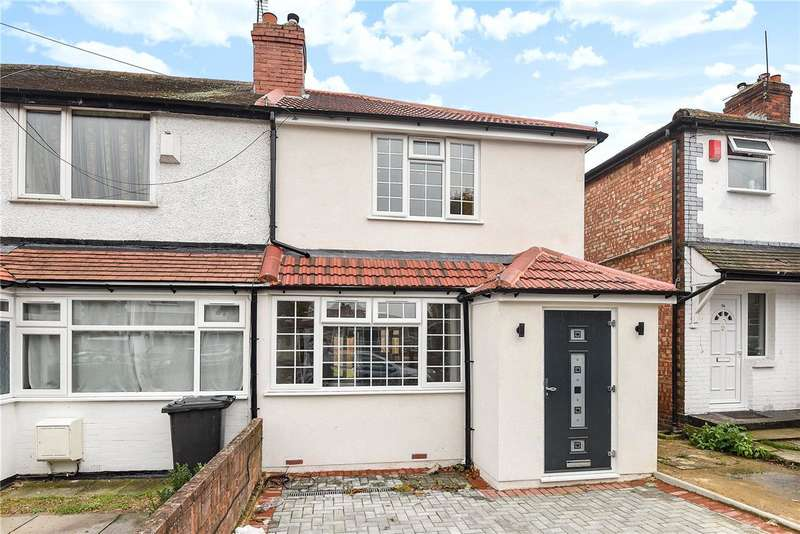 Property for sale in Whittington Avenue, Hayes
