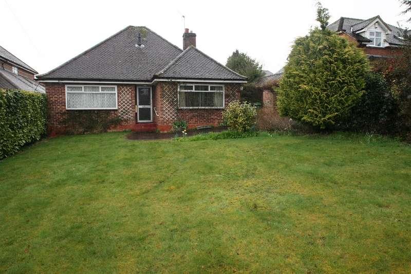 3 Bedrooms Detached Bungalow for sale in Kempshott Lane, Kempshott, Basingstoke, Hants