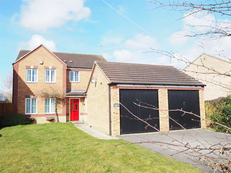 4 Bedrooms Property for sale in Magdalene View, Newark