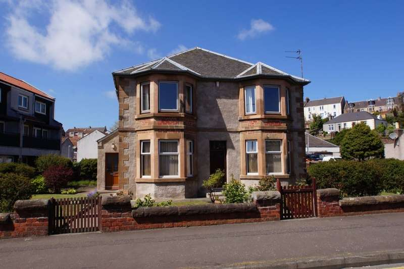 2 Bedrooms Flat for sale in High Street, Methil, Leven, KY8
