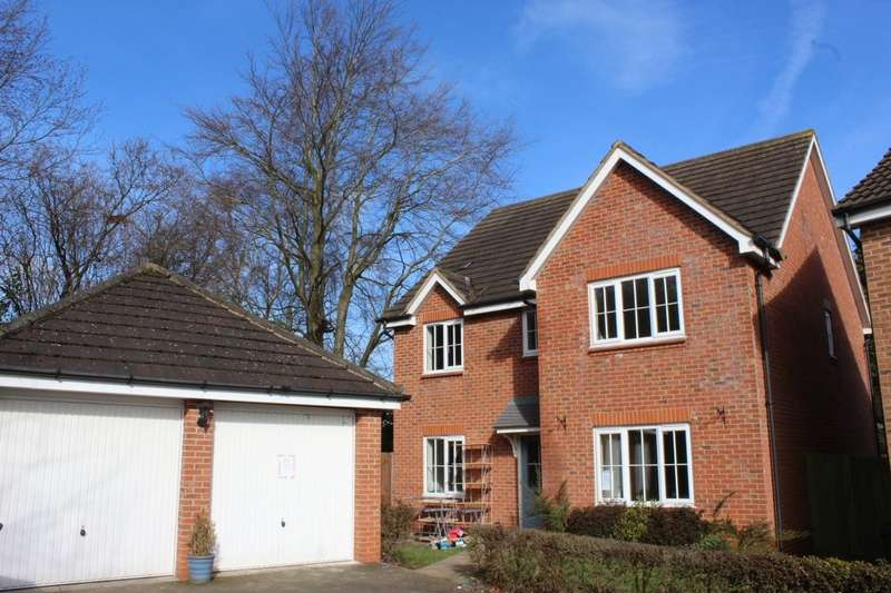 5 Bedrooms Detached House for sale in Abbey Close, Shepshed, Loughborough, LE12