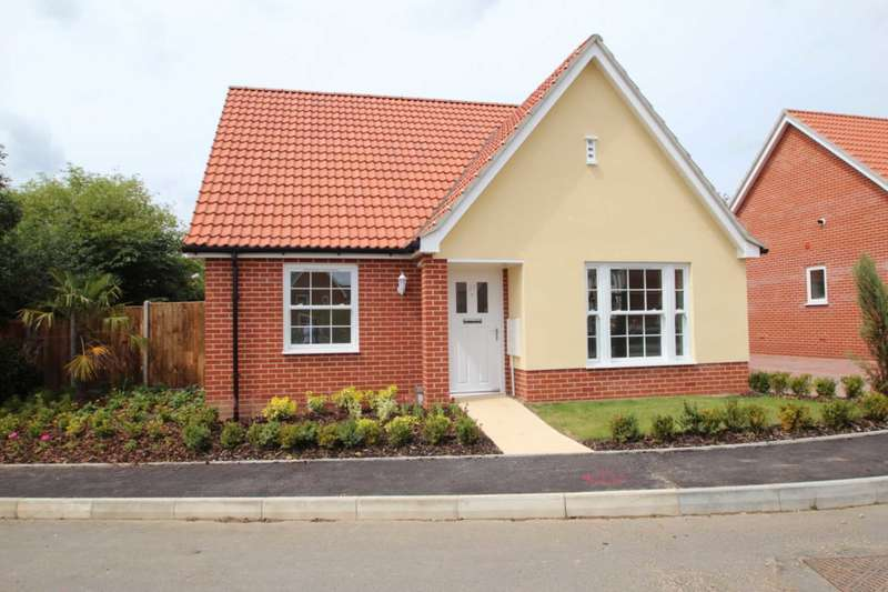 2 Bedrooms Bungalow for sale in Springfield, Acle